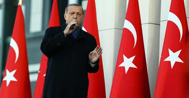 """Erdoğan, """"AGİT haddini bilsin"""""""