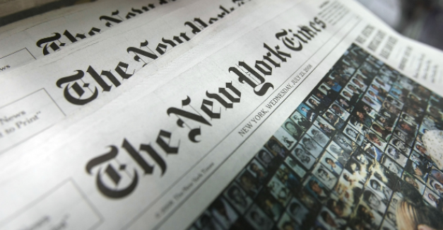 """New York Times, """"Türkiye'de demokrasi kaybetti"""""""