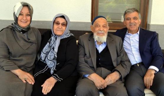 11. Cumhurbaşkanı Abdullah Gül'ün babası Ahmet Gül vefat etti