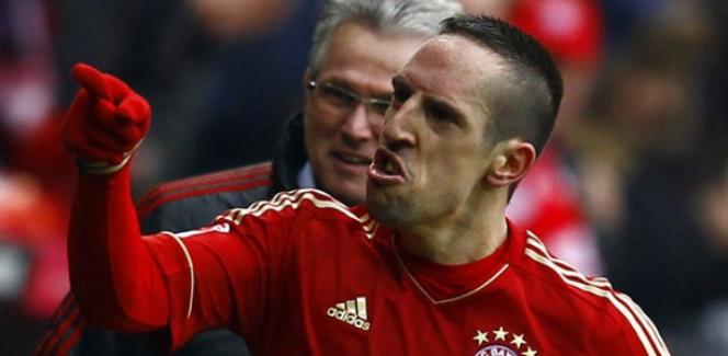 Franck Ribery adım adım Trabzonspor'a doğru