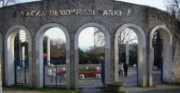 Maçka Parkı'nda eşcinsel çifte saldırı düzenlendi