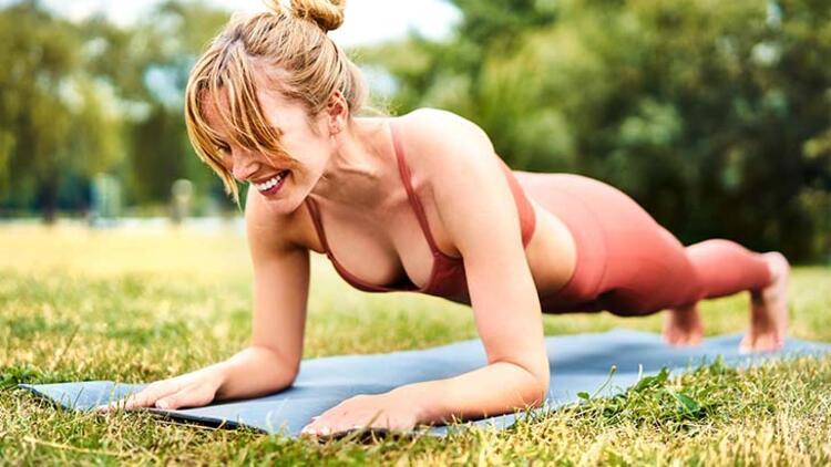 4. Yoga ve pilates yapın