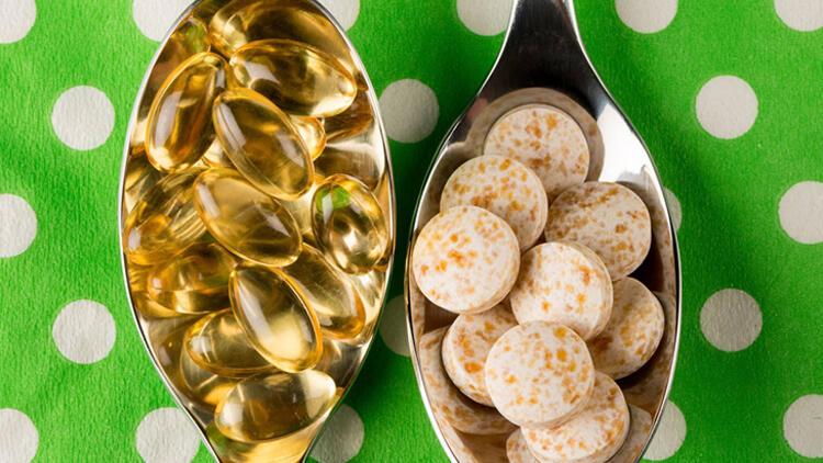 Kimler vitamin ve mineral takviyesi kullanmalı
