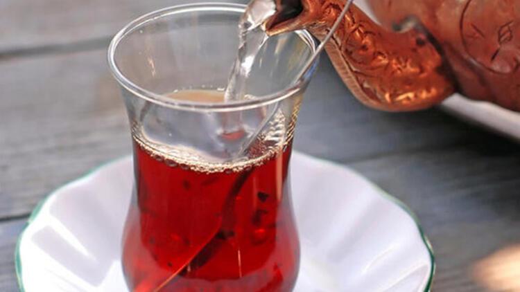 Çay Karadenizde üretilir, Erzurumda tüketilir