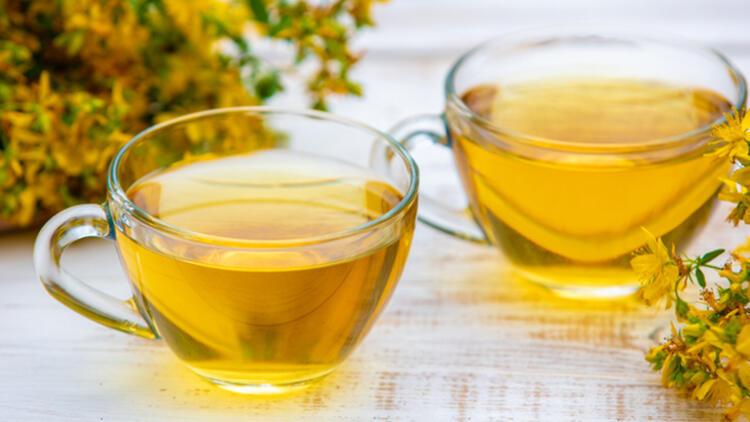 Su yerine çay, kahve ve bitki çayları içmek