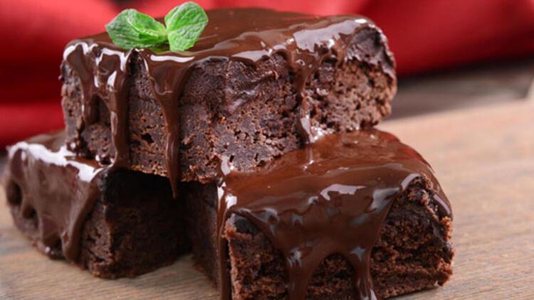 Pişmeyen glutensiz brownie tarifi