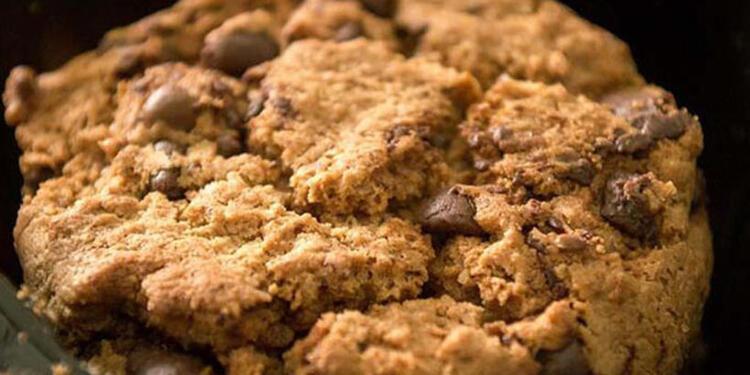 Sağlıklı şekersiz kurabiye