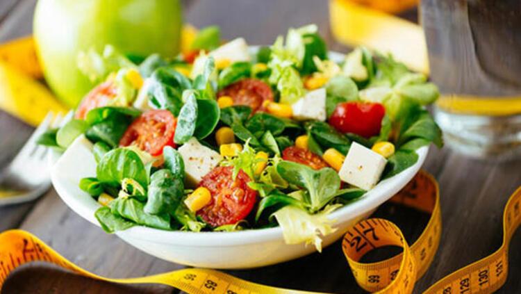 İdeal kiloya ulaşın, Akdeniz tipi beslenin