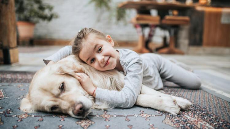 Çocuklar korkularını evcil hayvanlar vasıtasıyla yenebilir