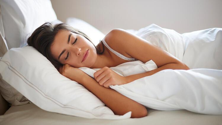 Horlamanızı veya uyku apnenizi azaltır