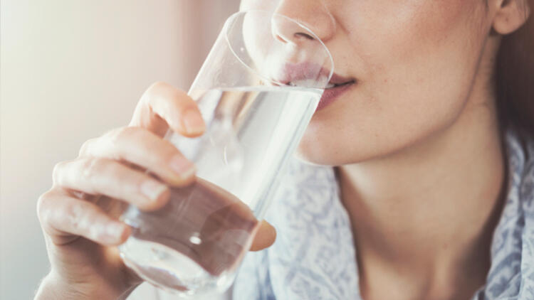 Günde 2 litreden az su tüketilirse bağışıklık zayıflar