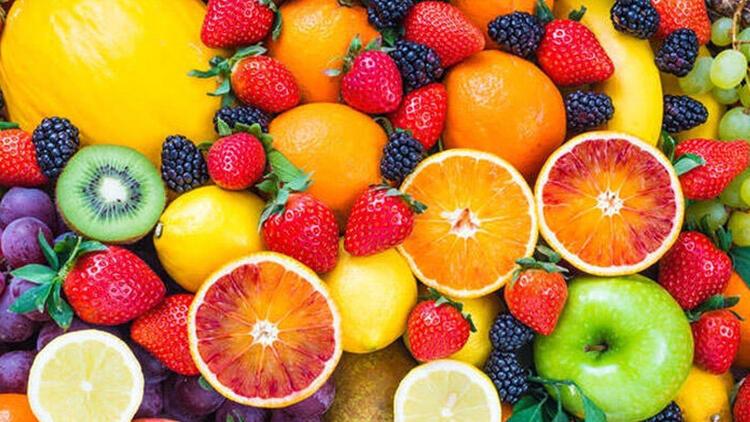 Antioksidan almak için ara öğünde meyve yiyin