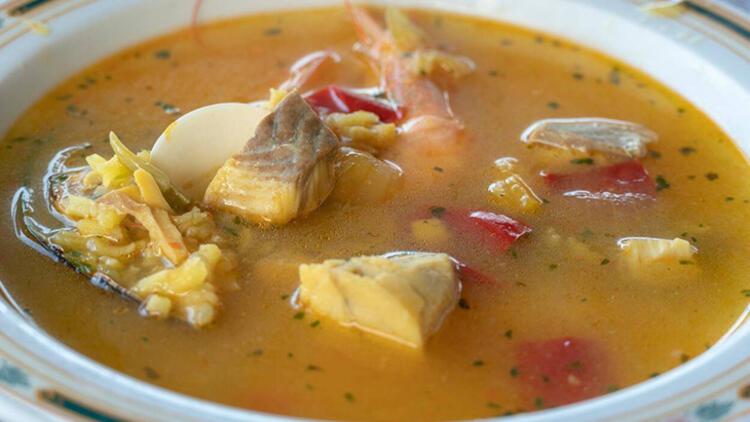 Dr.Yüksel Büküşoğlu kolajen deposu olan balık çorbası için de şu önerilerde bulundu: