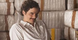 Pablo Escobar'ın dizisi Narcos'un...