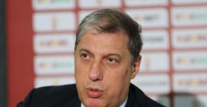"""Levent Nazifoğlu, """"Başkan Şampiyonlar..."""