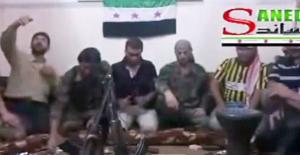Suriyeli muhalif selfie çekmek isterken kendini patlattı