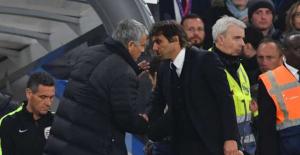 Mourinho'dan Conte'ye,...
