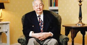 Osmalı ailesinin reisi Osman Bayezid Osmanoğlu hayatını kaybetti