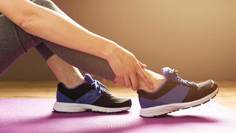 Uzun süreli hareketsizlik sonrası spor, stres kırığı yaratıyor