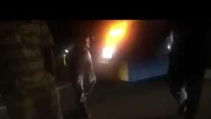 Asker, silahsız vatandaşı bacağından vurdu