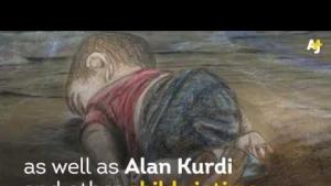 Esed, Ümran bebeğini fotoğrafını yalanladı