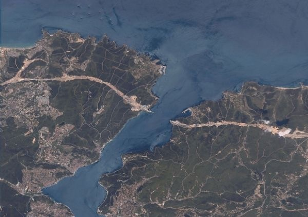 Uzaydan 3. Köprü