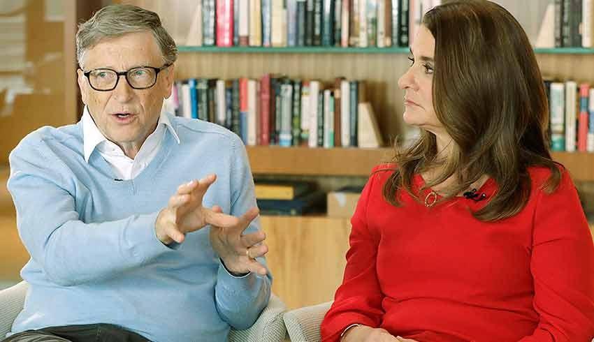 130 Milyar Dolar serveti olan Bill Gates, eşi Melinda'ya kaç dolarlık hisse verdi?