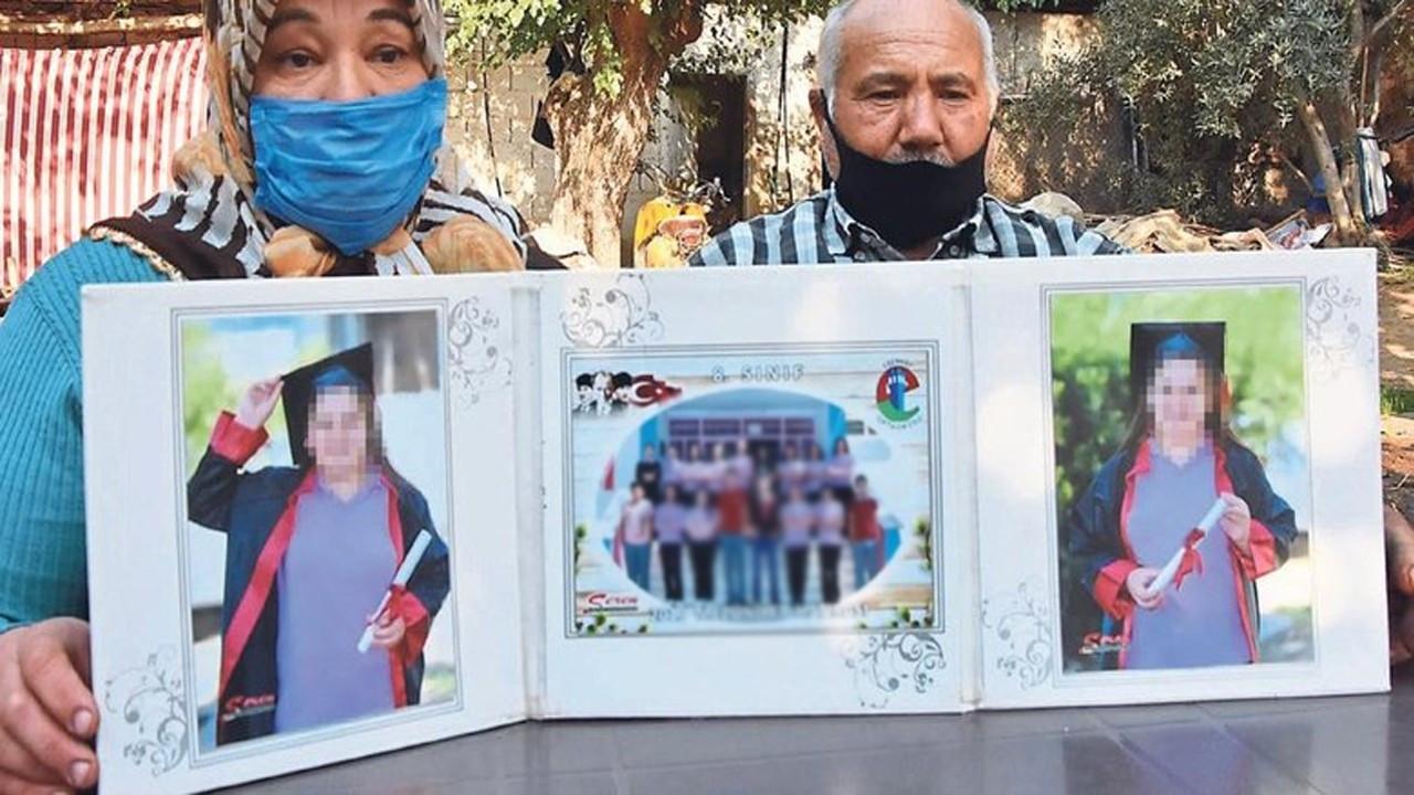 16 yaşındaki kızlarını kaçırıp 50 bin TL teklif ettiler!