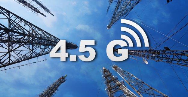 4.5G'den 5G'ye hazırlık