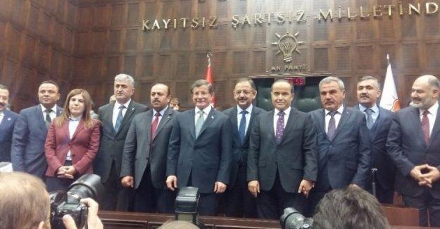 CHP ve MHP'den Ak Partiye geçtiler