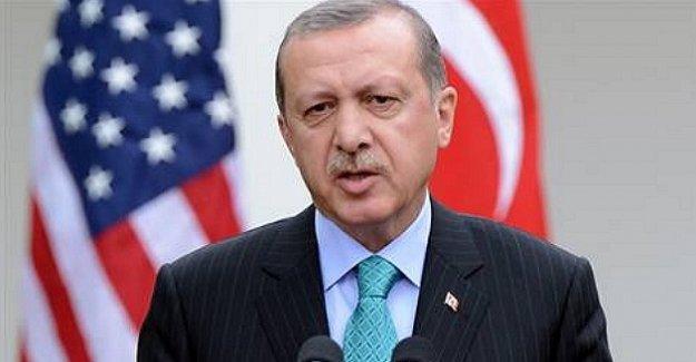 Cumhurbaşkanı Erdoğan, Amerika'da Diyarbakır saldırısı hakkında konuştu