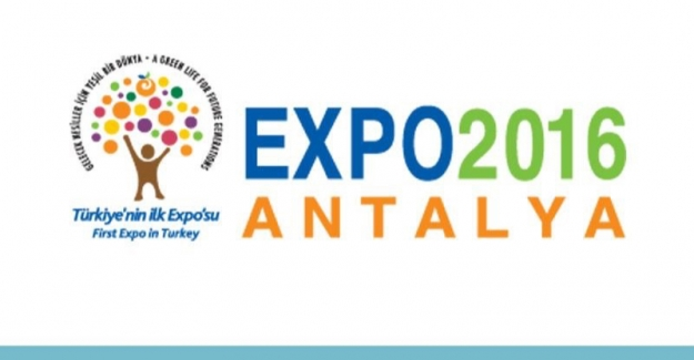 EXPO 2016 Can Suyu Olacak!