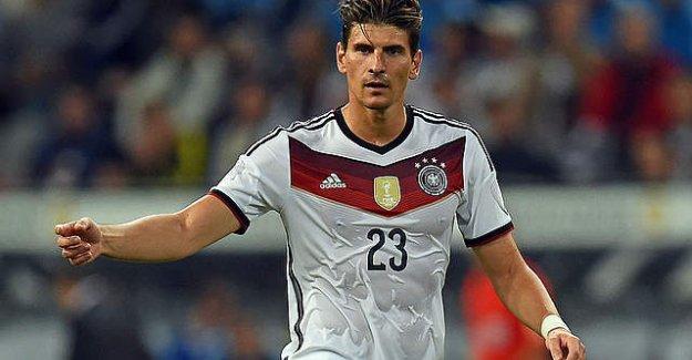 Gomez 'in' Podolski 'out'