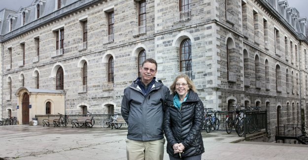 Hamlin Ailesinden Boğaziçi Üniversitesine Ziyaret