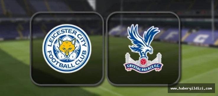 Leicester'ın son kurbanı Crystal Palace