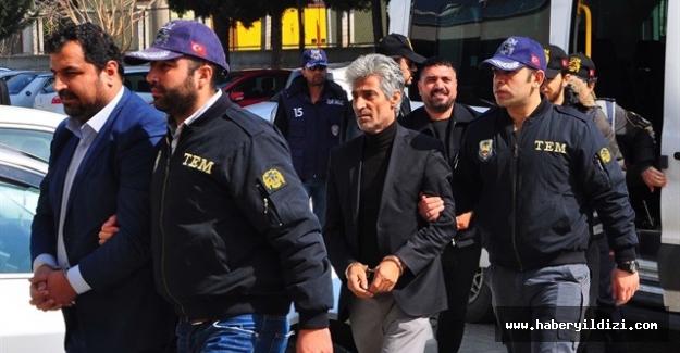 Manisa'da PKK Operasyonu, 10 Kişi Tutuklandı