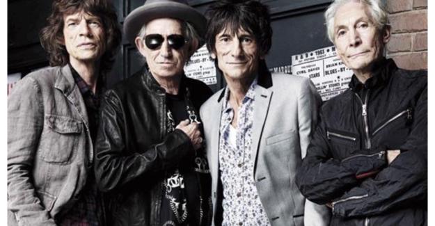 Rolling Stones ilk kez Küba'da Konser Verdi
