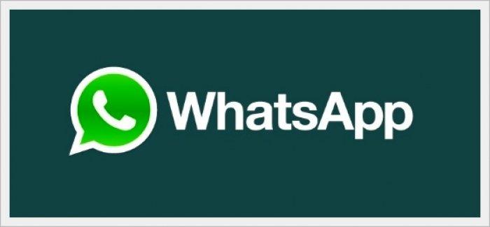 Whatsapp'ın veri özelliklerine dikkat edin