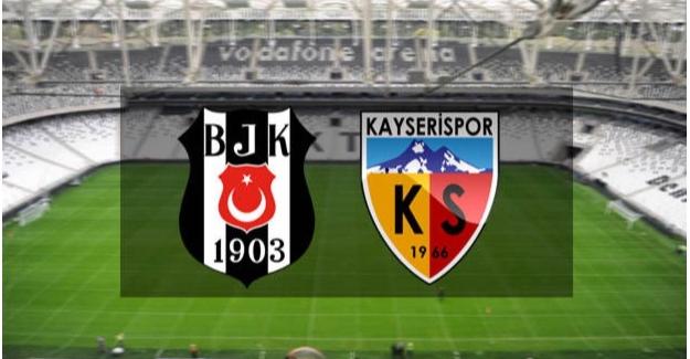 30 Nisan Beşiktaş Kayserispor Maçı ne zaman saat kaçta hangi kanalda yayınlanacak?