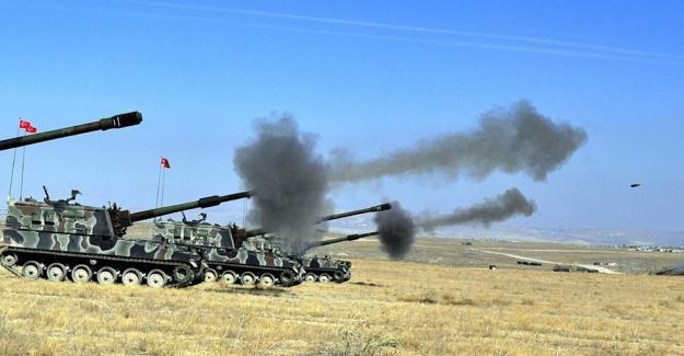 362 IŞİD'li Öldürüldü