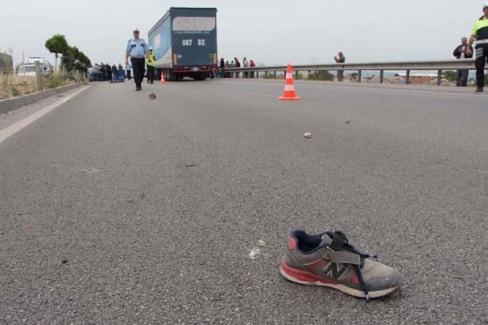 8 yaşındaki Ömer, okuldan eve giderken kazada öldü