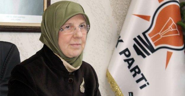 Aile Bakanı Ramazanoğlu için verilen gensoru reddedildi