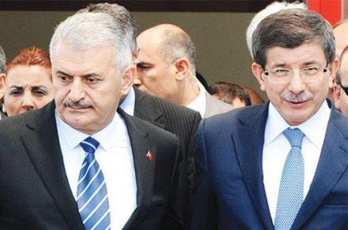AKP çatırdıyor, Binali Yıldırım toplantıya katılmadı