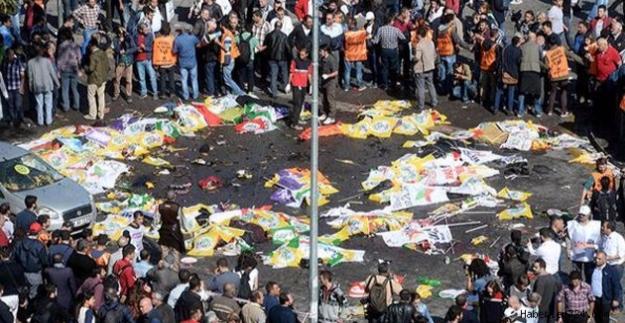 Ankara Garında yapılan kanlı saldırının faillerinden biri daha yakalandı!