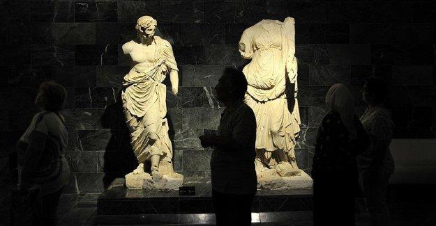 Antalya'ya 9 yeni müze
