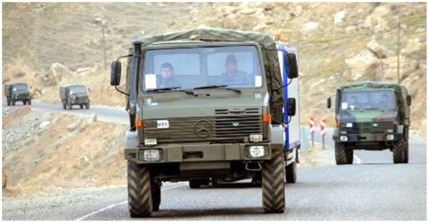 Askeri aracımıza tuzak... Tunceli'de 3 şehit