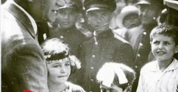 Atatürk'ün yanındaki o kız hangi ünlü?
