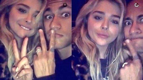 Babası gibi playboy, Brooklyn Beckham! Chloe Grace Moretz ve Neymar ilişkisi