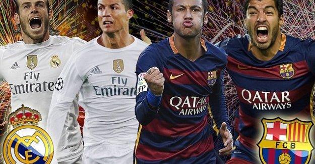 Barcelona - Real Madrid maçı hangi kanaldı