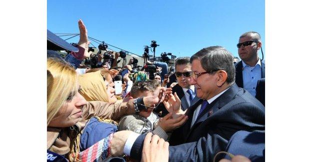 Başbakan Davutoğlu: Sur'u ihya edeceğiz